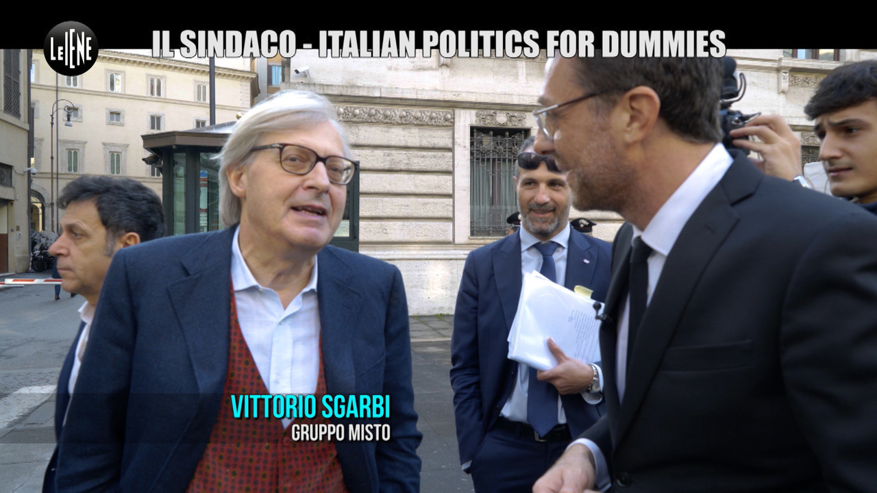 sindaco Italian politics for dummies politica politici film