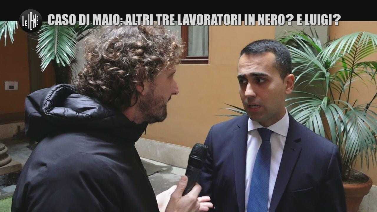 ROMA Di Maio altri tre lavoratori nero azienda di famiglia