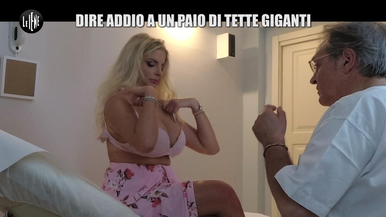 BELLO Francesca Cipriani dice addio alle tette giganti