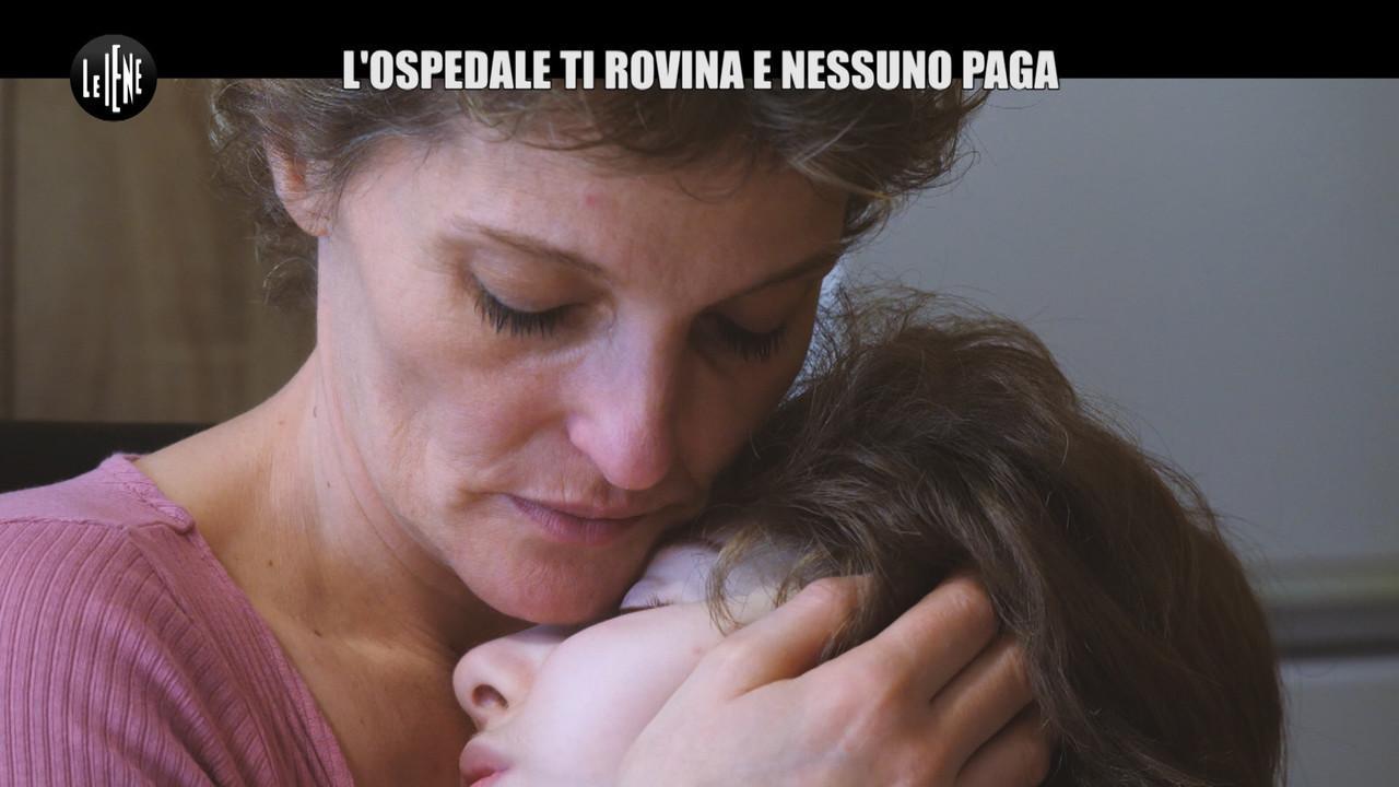 RUGGERI Figlia invalida per molti errori medici nessuno paga