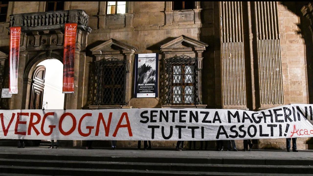 """Morte di Magherini: """"I carabinieri non potevano prevederla"""