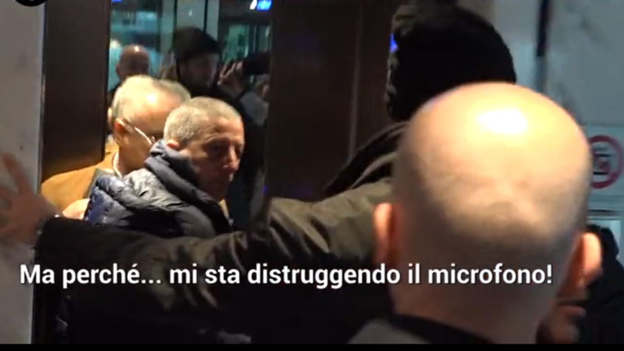 Under 14 gratis allo stadio: condannato il Napoli | VIDEO