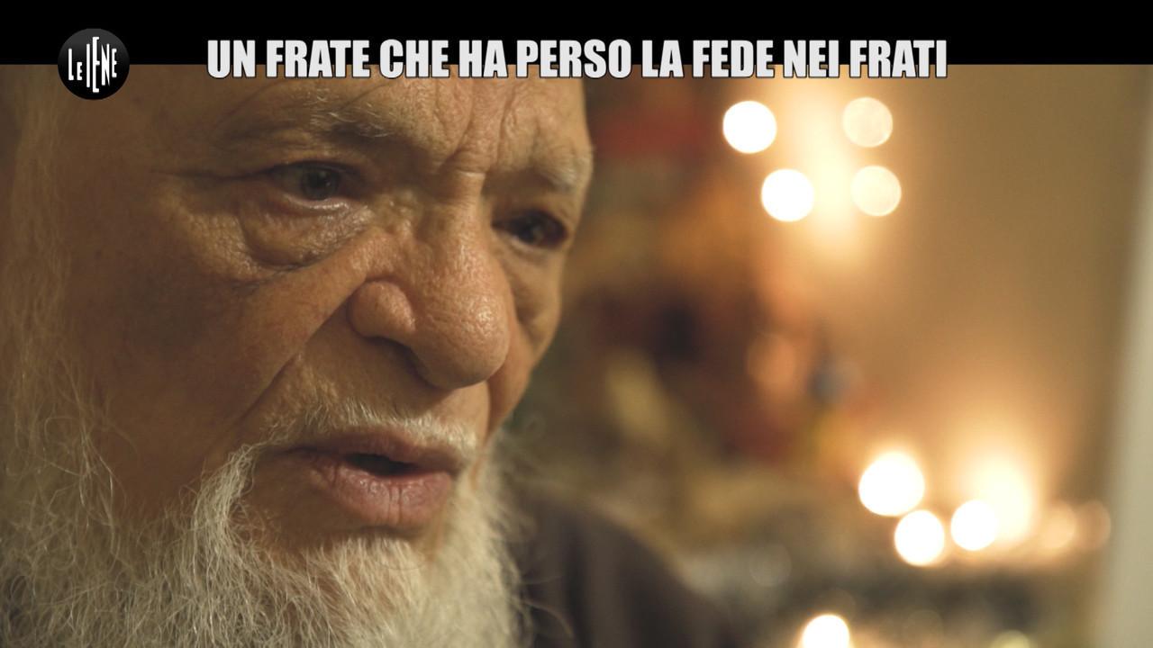 VIVIANI Denuncia molestie sessuali frate padre Domenico finisce esilio
