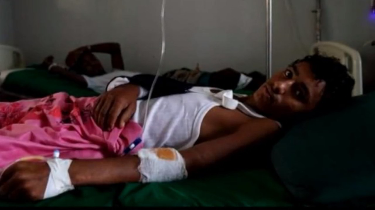 bombe italiane Yemen civili uccisi accordo segreto armi esportate