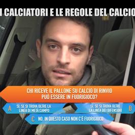 calciatori serie A regole promossi bocciati test Ciro Immobile Gigio Donnarumma