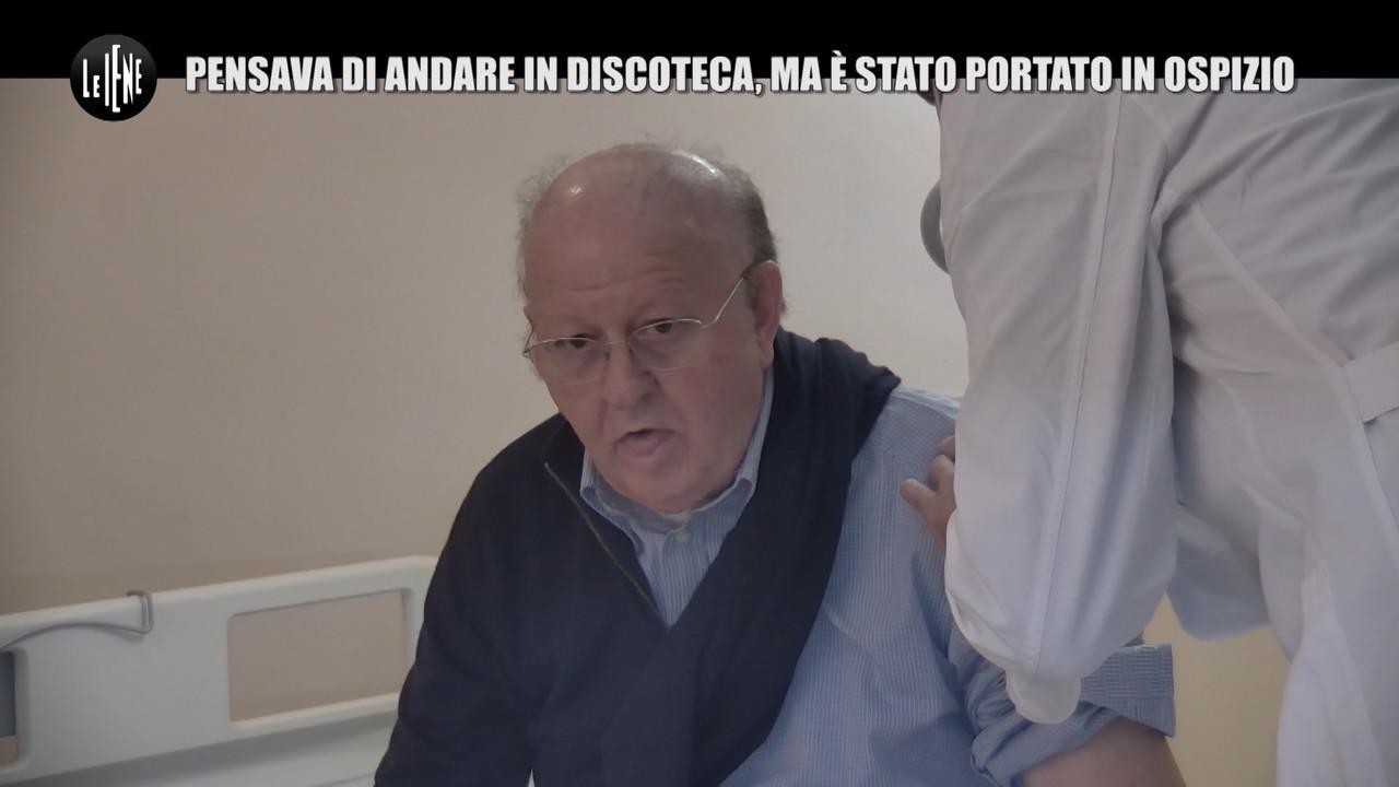 NIC BELLO: Massimo Boldi e lo scherzo de Le Iene: dritto all'ospizio