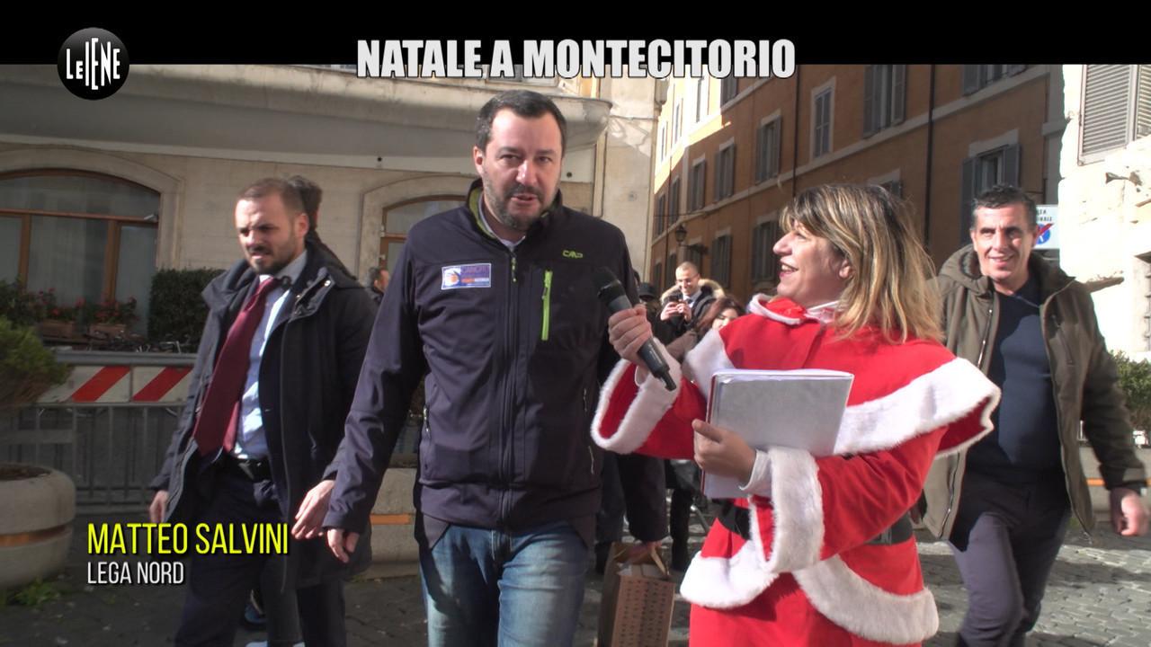 SARNATARO: Natale a Montecitorio: la letterina dei politici da Salvini a Casalino