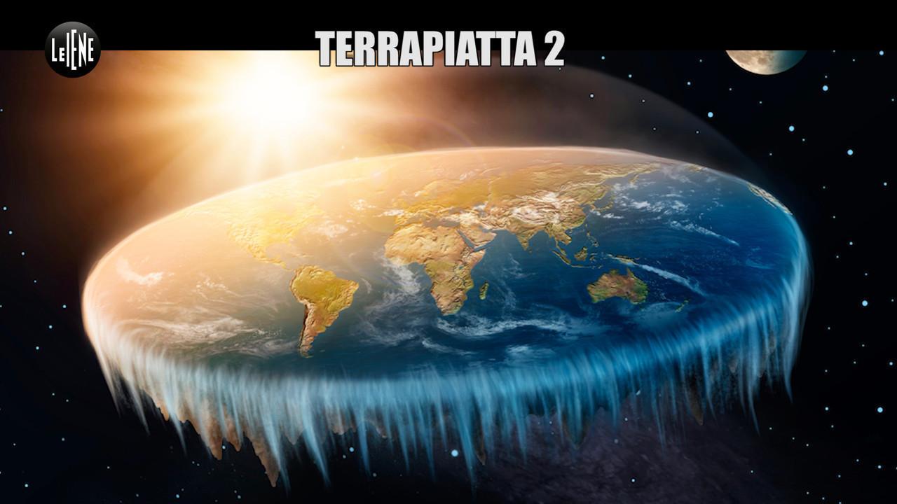 GASTON ZAMA: La Terra è piatta? Scontro finale sul ring de Le Iene