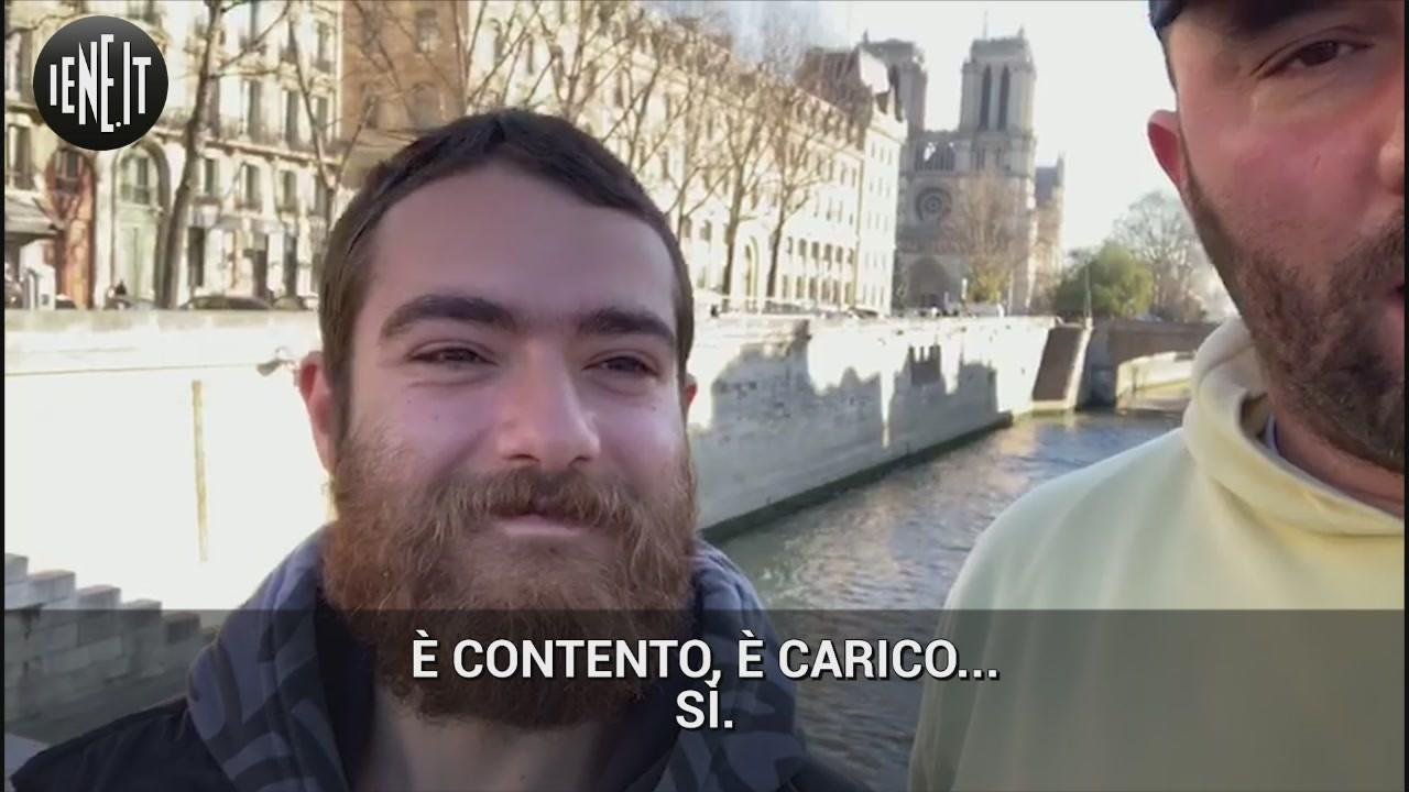 nicolas senzatetto valencia lavoro parigi
