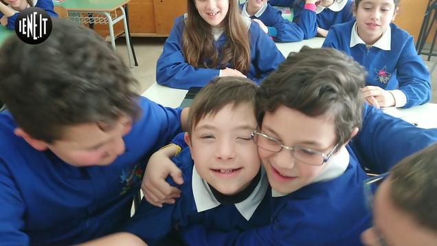 Sindrome di Down: quando i bambini hanno da insegnarci qualcosa | VIDEO