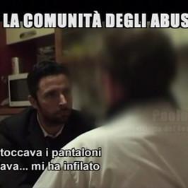 Forteto commissariato abusi sessuali minori Fiesoli Mugello Firenze