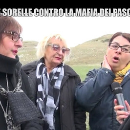 mafia pascoli sorelle Napoli arresti tentata estorsione