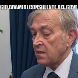 Bramini Sergio esproprio beni bloccato fallimento sfratto 4 milioni crediti Stato