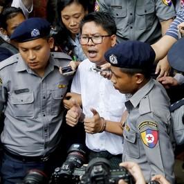 myanmar condanna giornalisti reuters genocidio rohingya