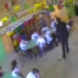 bambini picchiati maestre sospese maltrattamenti asilo