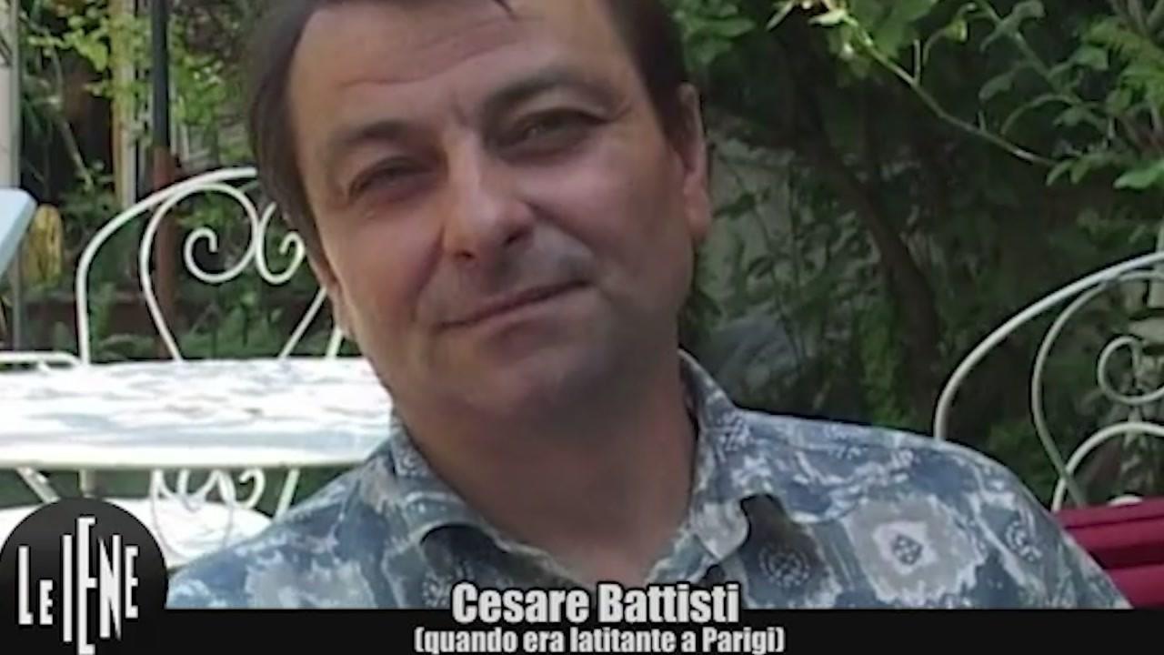 Battisti Cesare catturato terrorista rosso intervista esclusiva Parigi