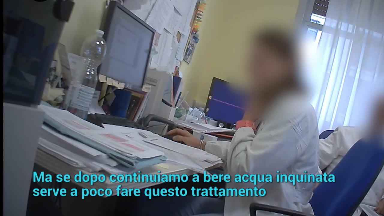 13 indagati per l'inquinamento delle acque in Veneto