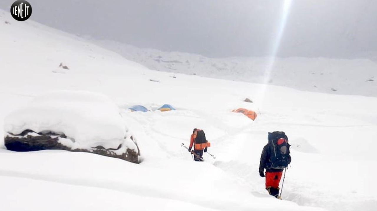 Daniele Nardi e la scalata mai riuscita finora: il diario e le foto