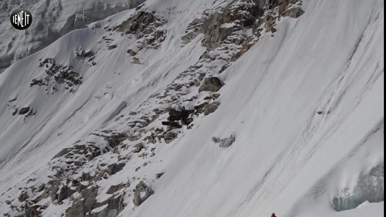 Le foto della sfida tra i ghiacci in Pakistan