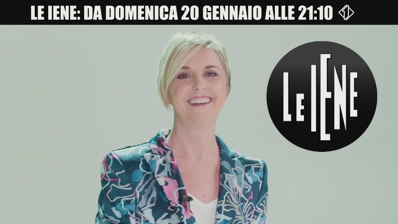 Le Iene, da domenica 20 gennaio alle 21:10 su Italia1