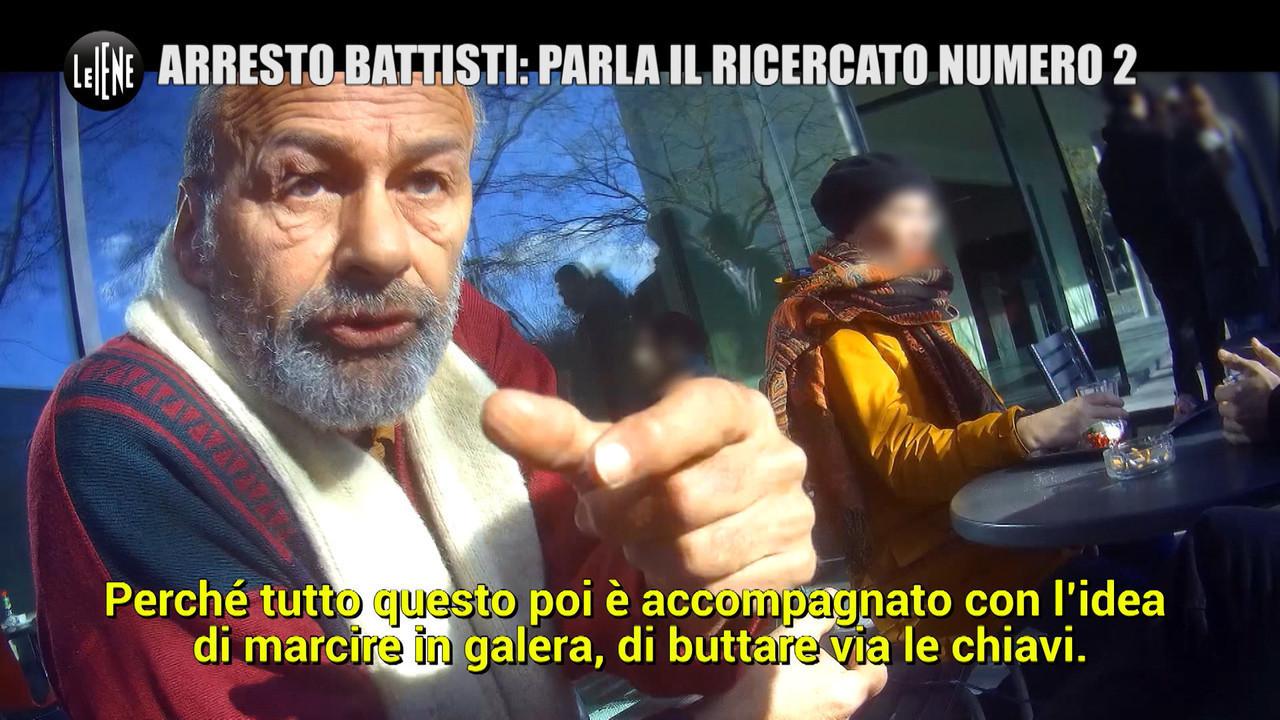 Lojacono Alvaro Br latitante Svizzera Brigate Rosse ergastolo Battisti intervista esclusiva