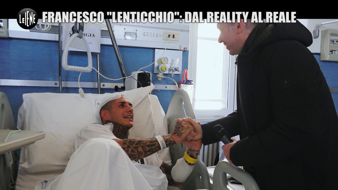 Francesco chiofalo lenticchio tumore cervello