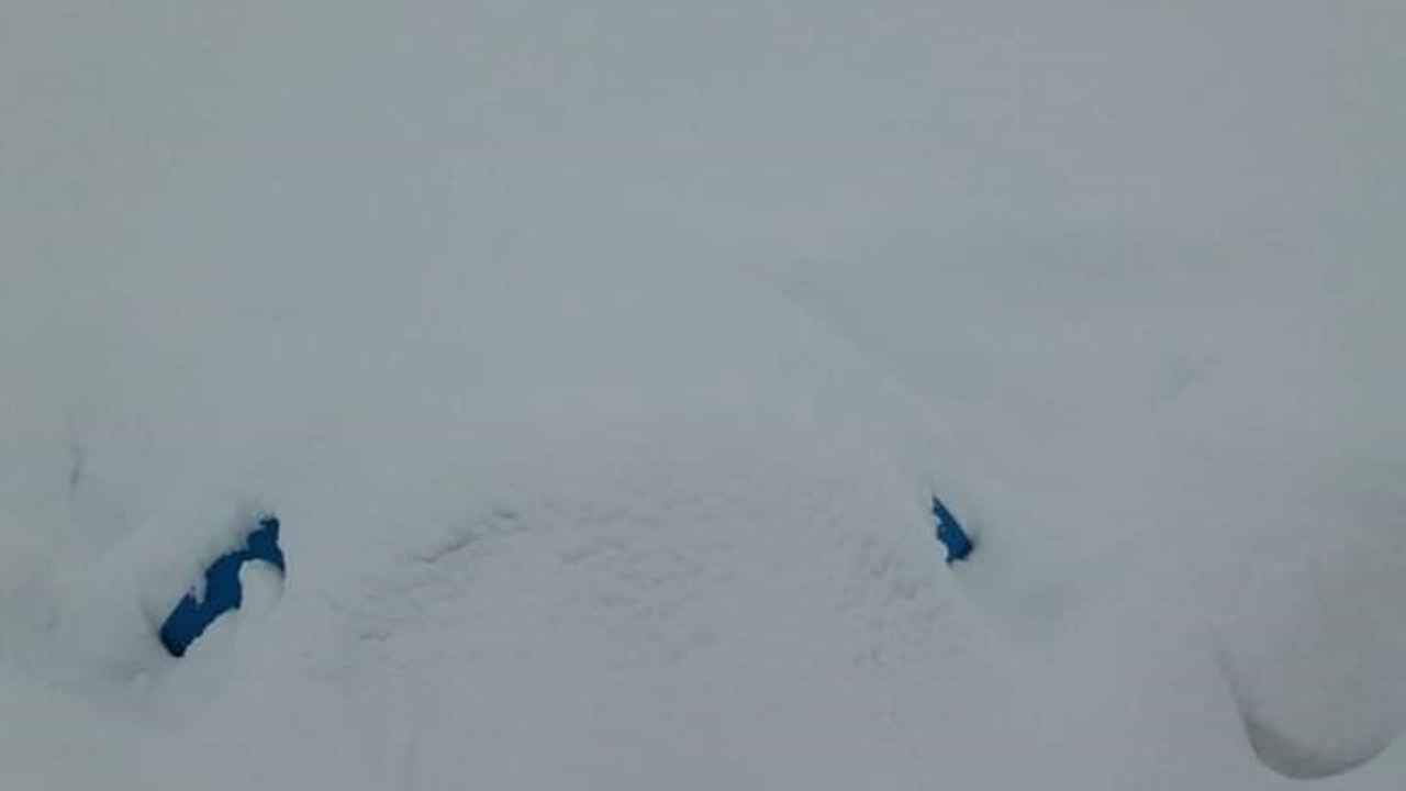 Daniele Nardi e il Mummery, sotto la neve: foto