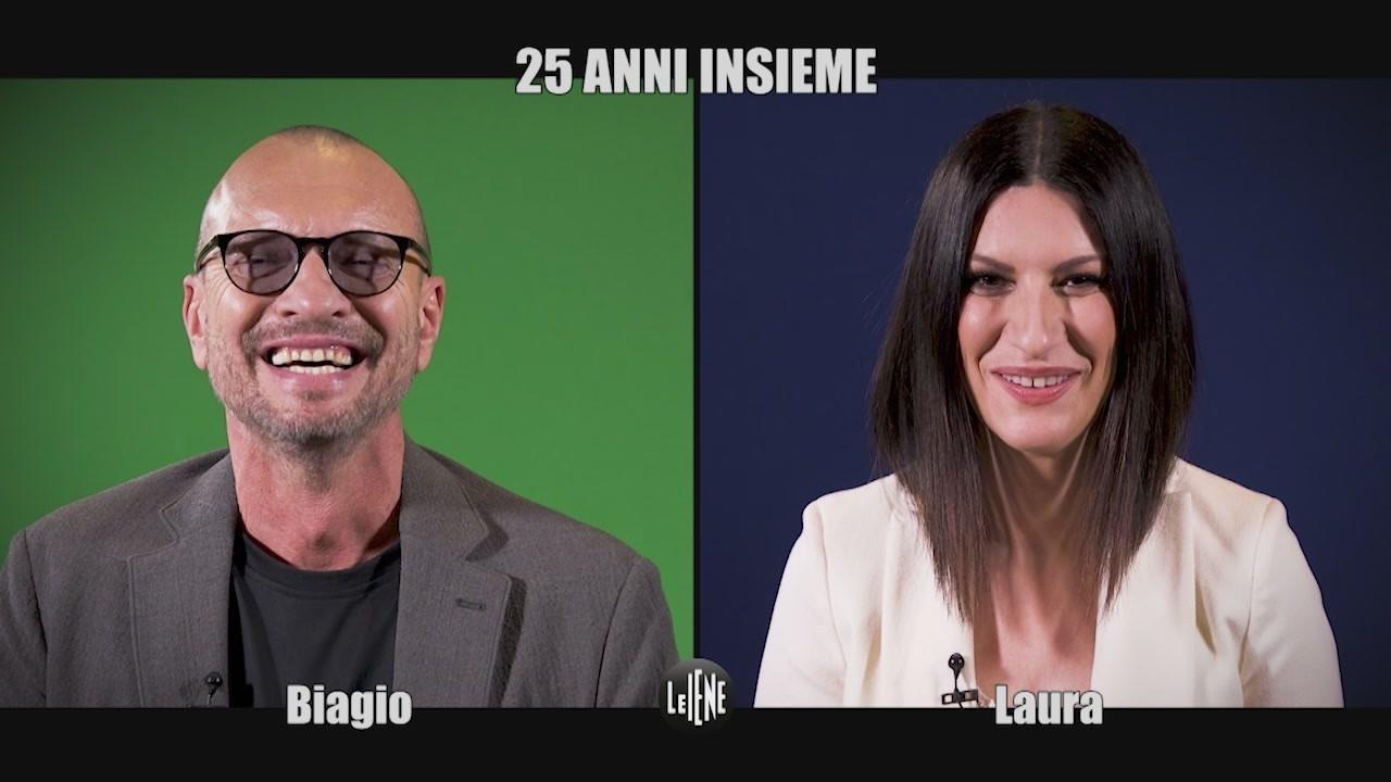 laura pausini biagio antonacci intervista anticipazione