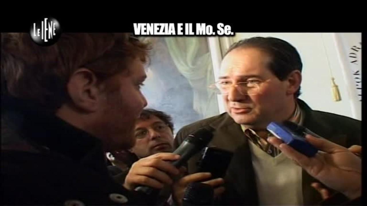 SORTINO: Venezia e il Mo.Se.