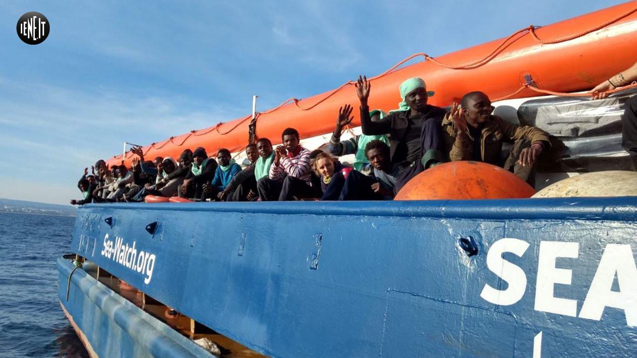 sea watch migranti nave