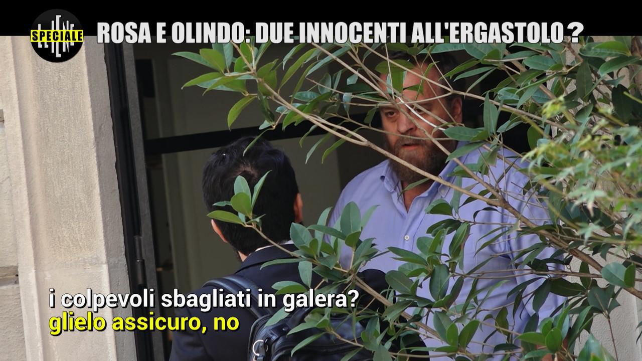 Strage Erba speciale Iene supertestimone tunisino Pietro Castagna Olindo Romano Rosa Bazzi
