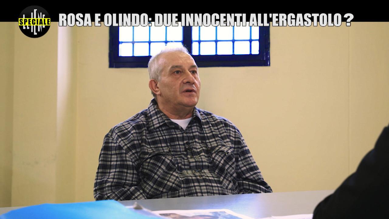 Strage Erba speciale Iene confessioni Olindo Romano Rosa Bazzi