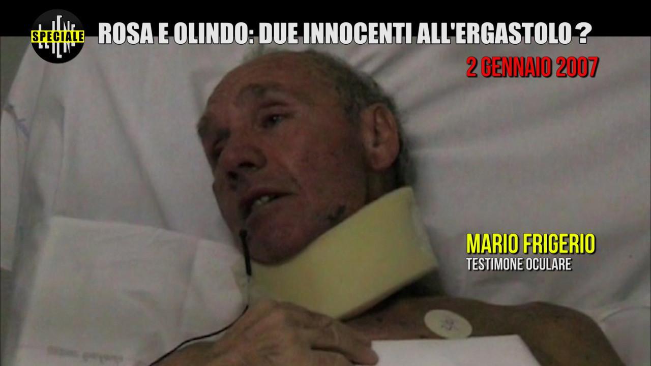 Strage Erba speciale Iene Mario Frigerio Olindo Romano Rosa Bazzi