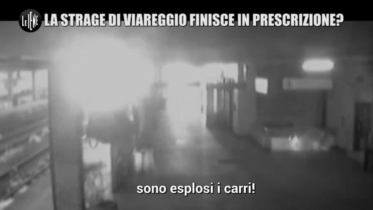 """Strage di Viareggio, il pm: """"Pene da ridurre per la prescrizione"""""""