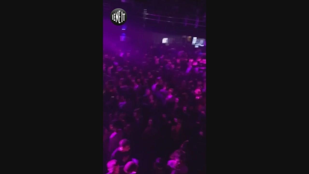 discoteca lanterna azzurra testimonianza pista da ballo ragazzi