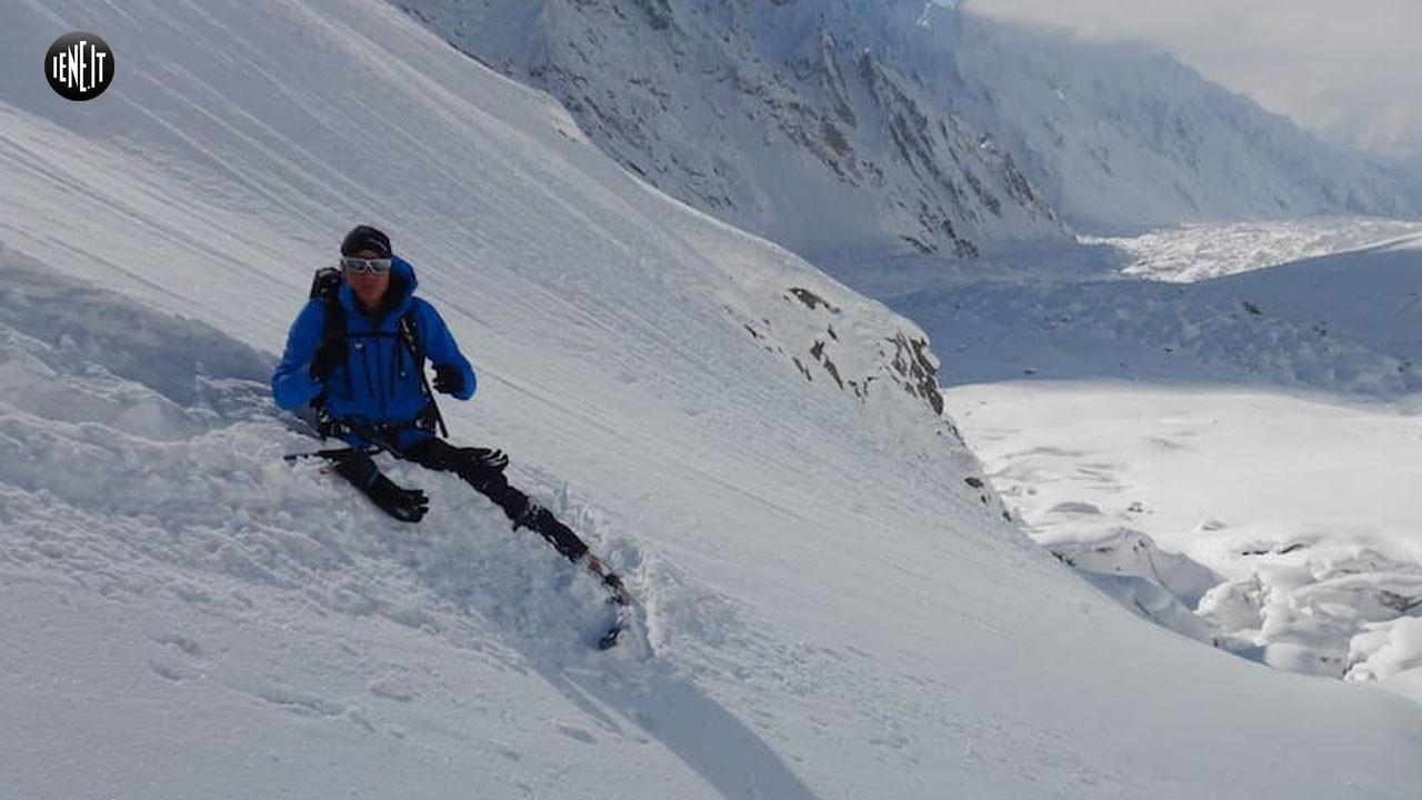 Daniele Nardi e la scalata al Mummery
