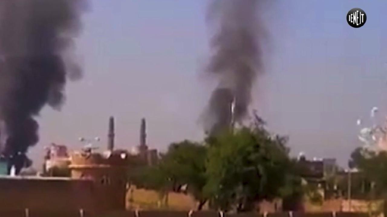 Yemen guerra Arabia Saudita Medici Senza Frontiere armi bombe italiane civili bambini uccisi video