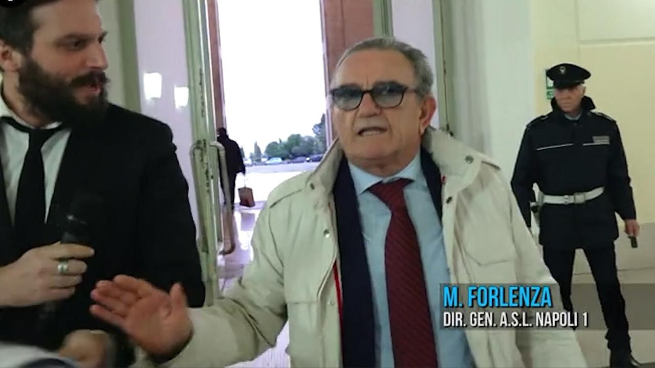Ospedali da incubo: Forlenza non è più commissario di Asl Napoli 1