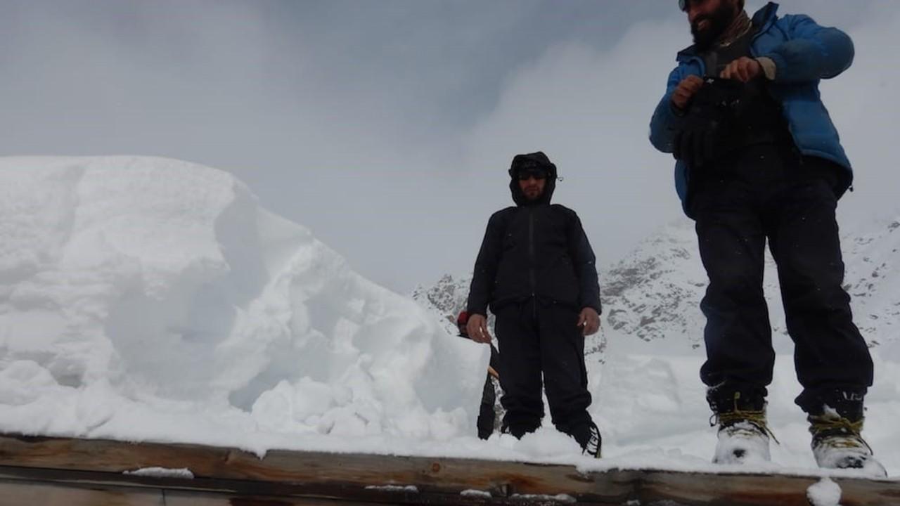 Nardi Daniele scalata Mummery Nanga Parbat Pakistan tenda foto