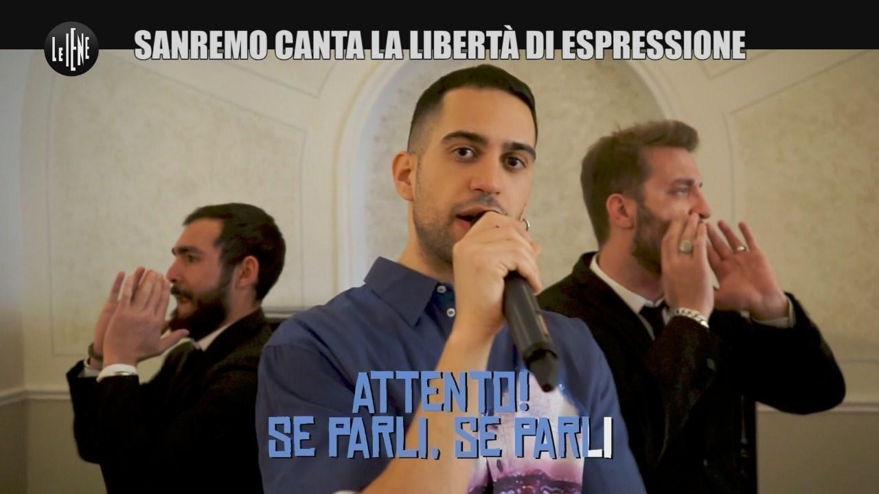 Sanremo cantanti Baglioni Salvini canzone Festival