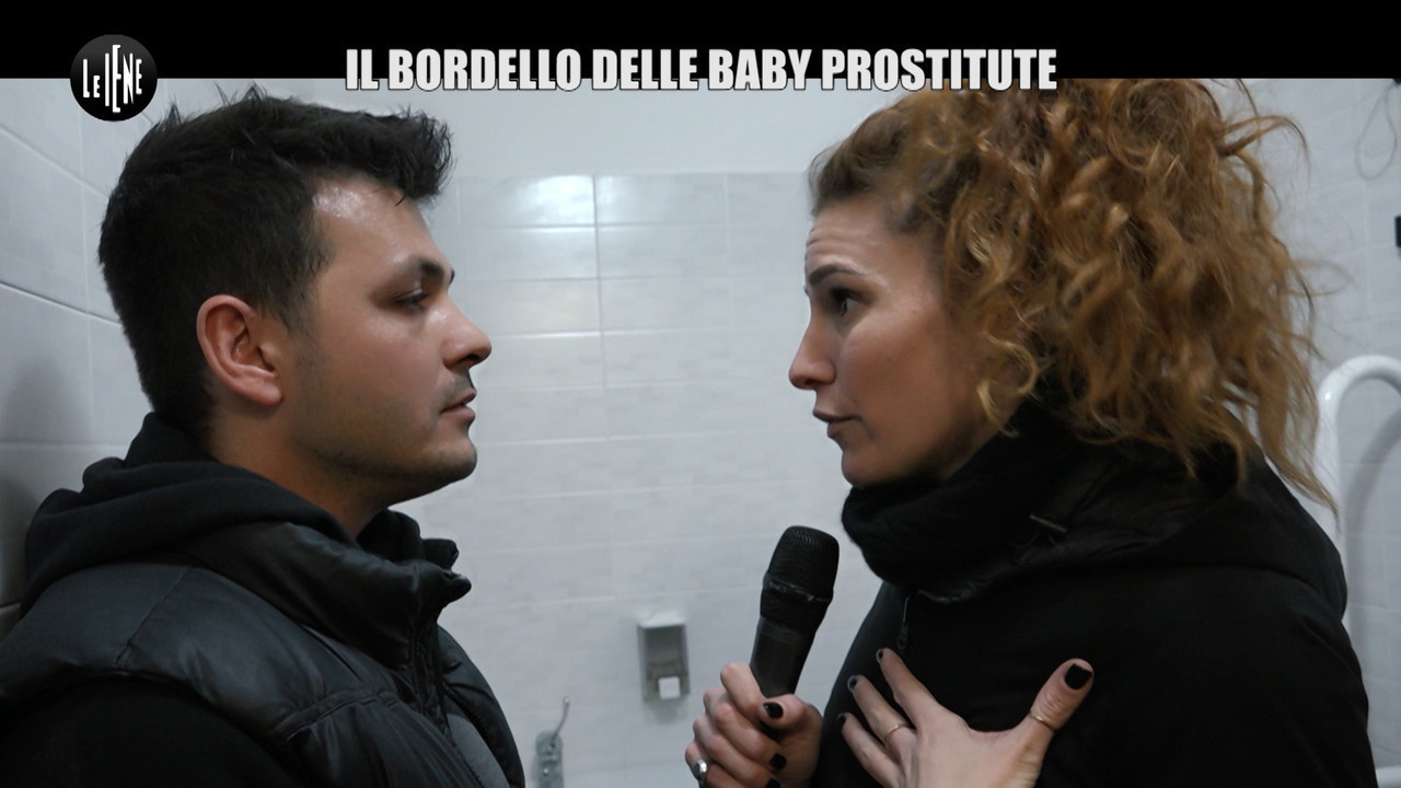 Bordello baby prostitute bed and breakfast