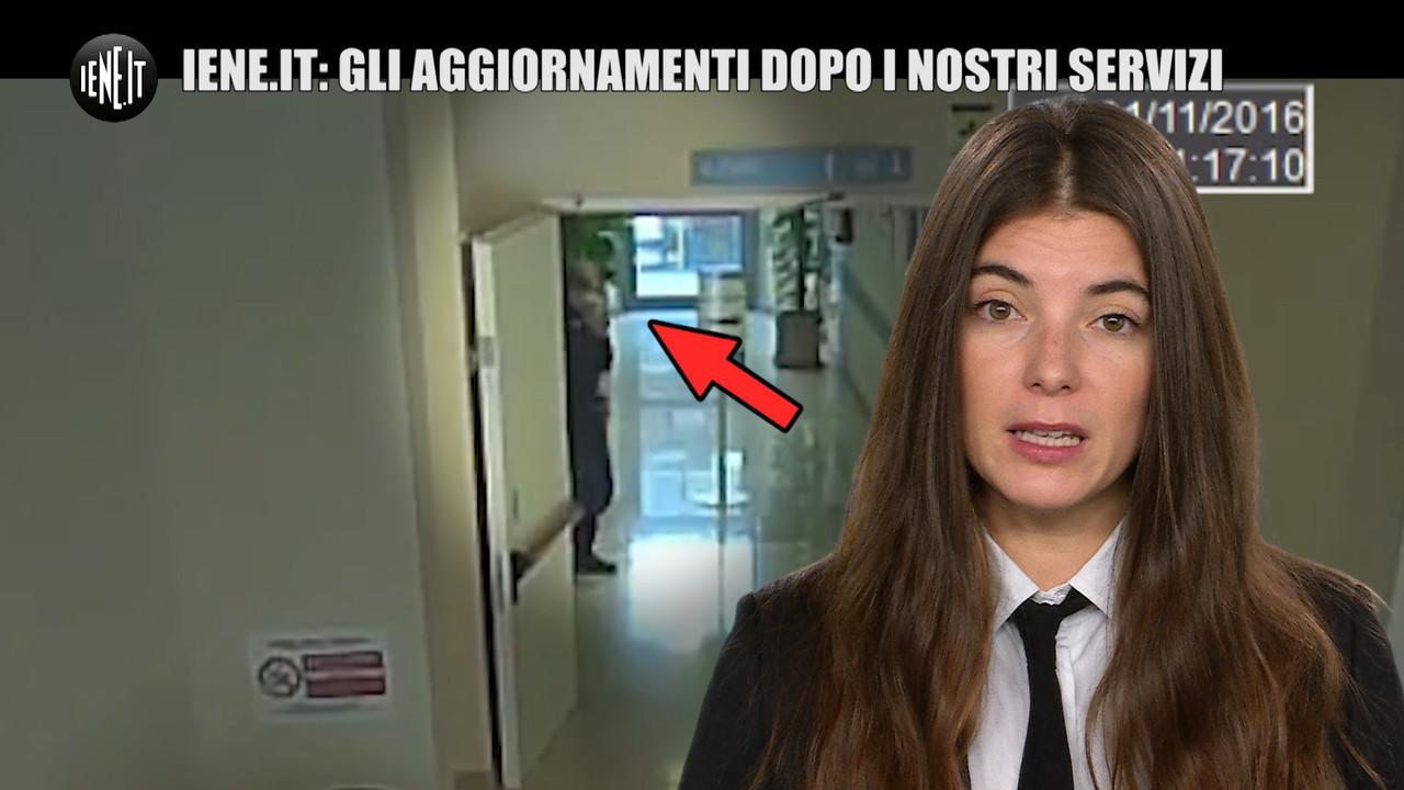 Sissy agente Marco Vannini Sergio Bramini aggiornamenti Iene