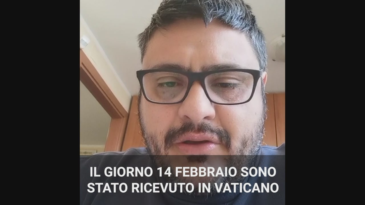 diego arturo ricevuto vaticano don silverio mura