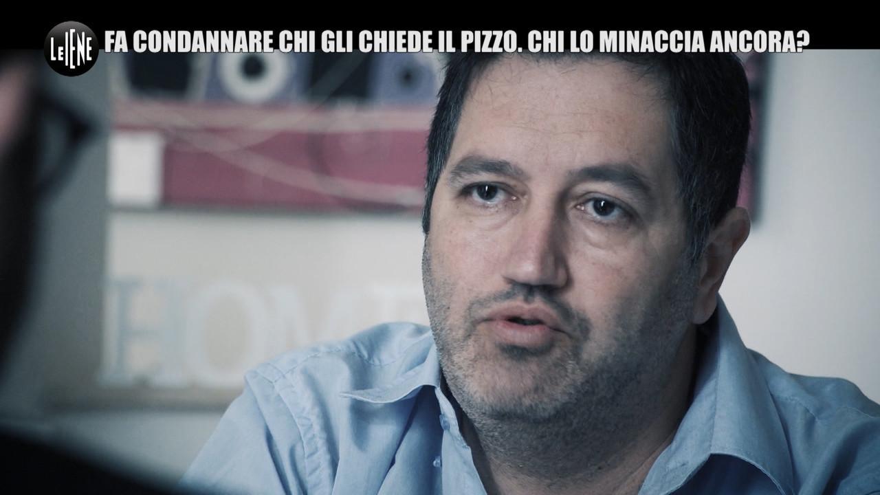 SCHEMBRI: Camorra: fallito per il pizzo, denuncia e vive sotto minaccia