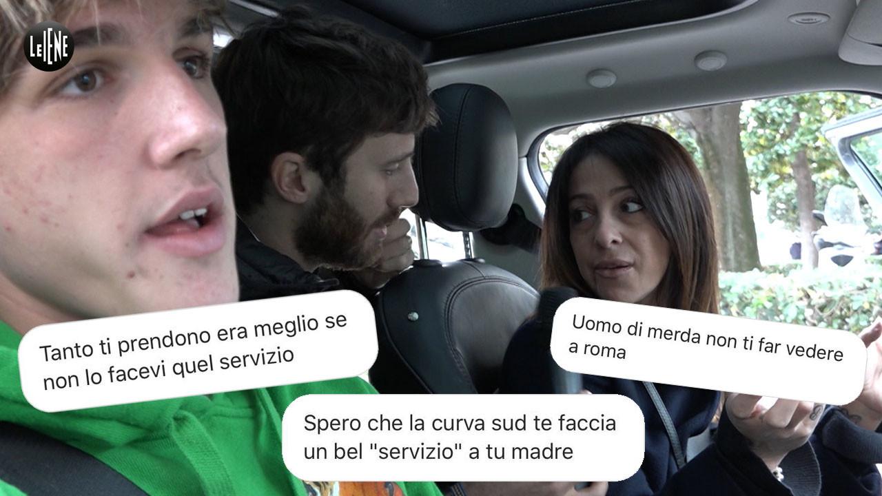 Zaniolo: minacciata La Iena De Devitiis. E la mamma risponde su Facebook | FOTO