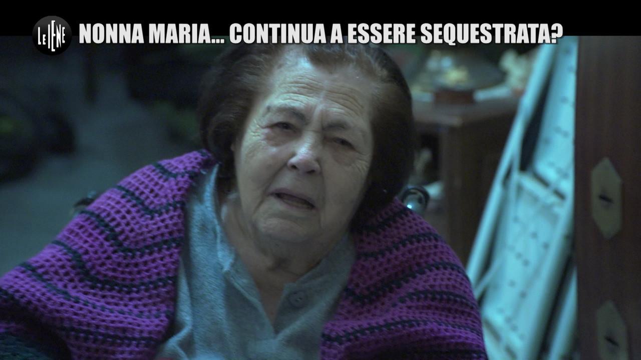 NINA: Nonna Maria, che a 90 anni non può riabbracciare le sue figlie