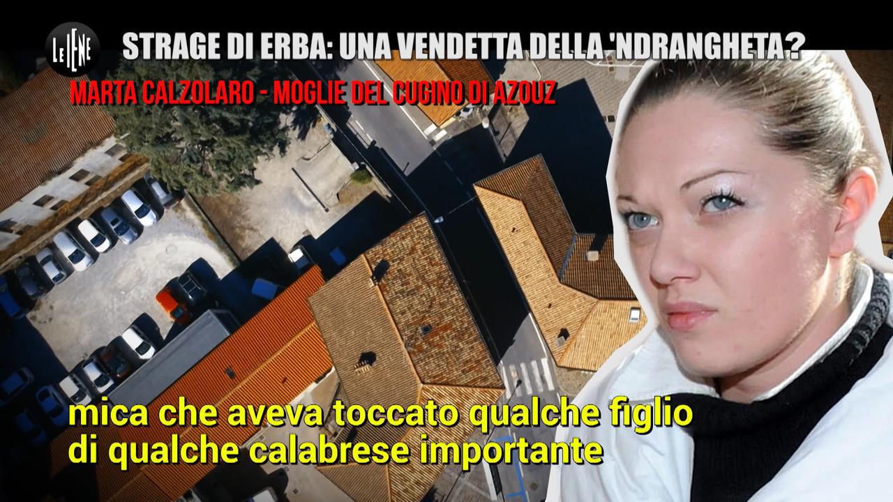 MONTELEONE: Strage di Erba, una testimone: è stata una vendetta della 'Ndrangheta?