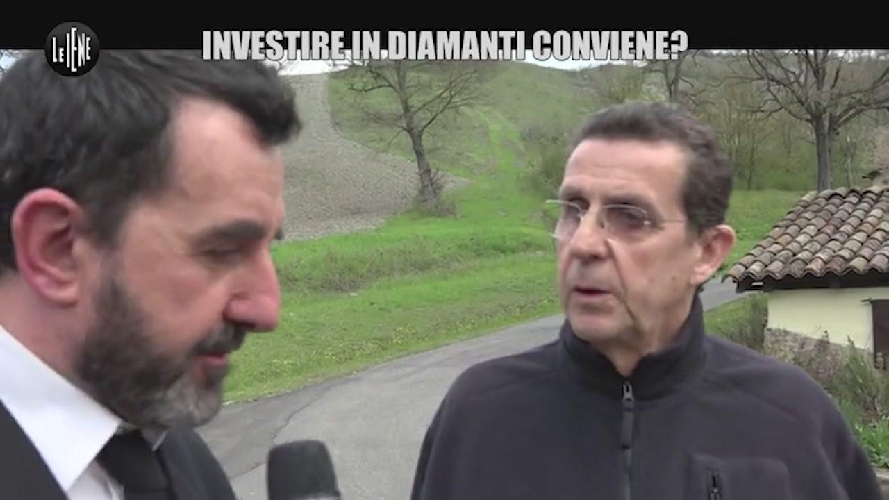 truffa diamanti investire