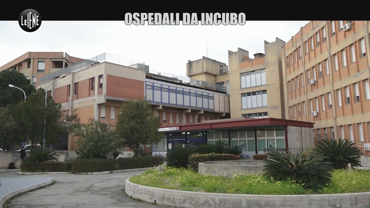ospedali incubo degrado calabria malavita