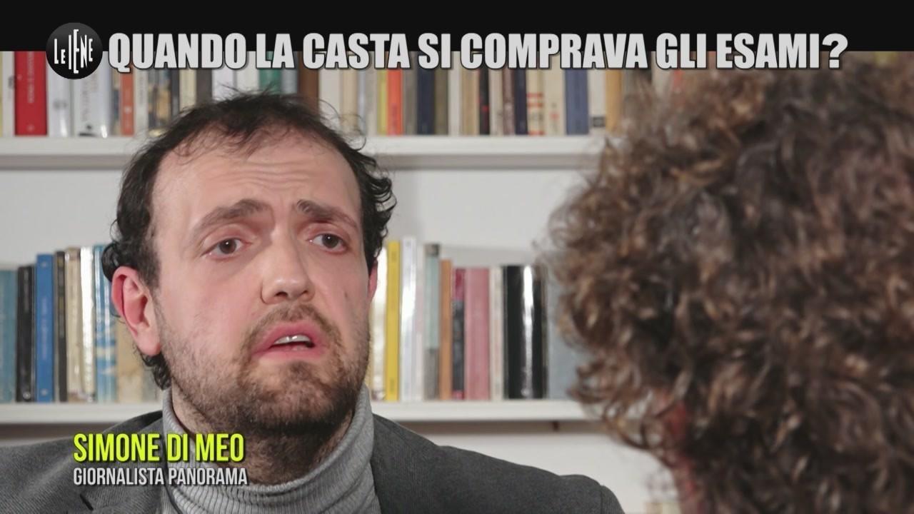 universita esami truffa malago mastrapasqua la sapienza Filippo Roma video